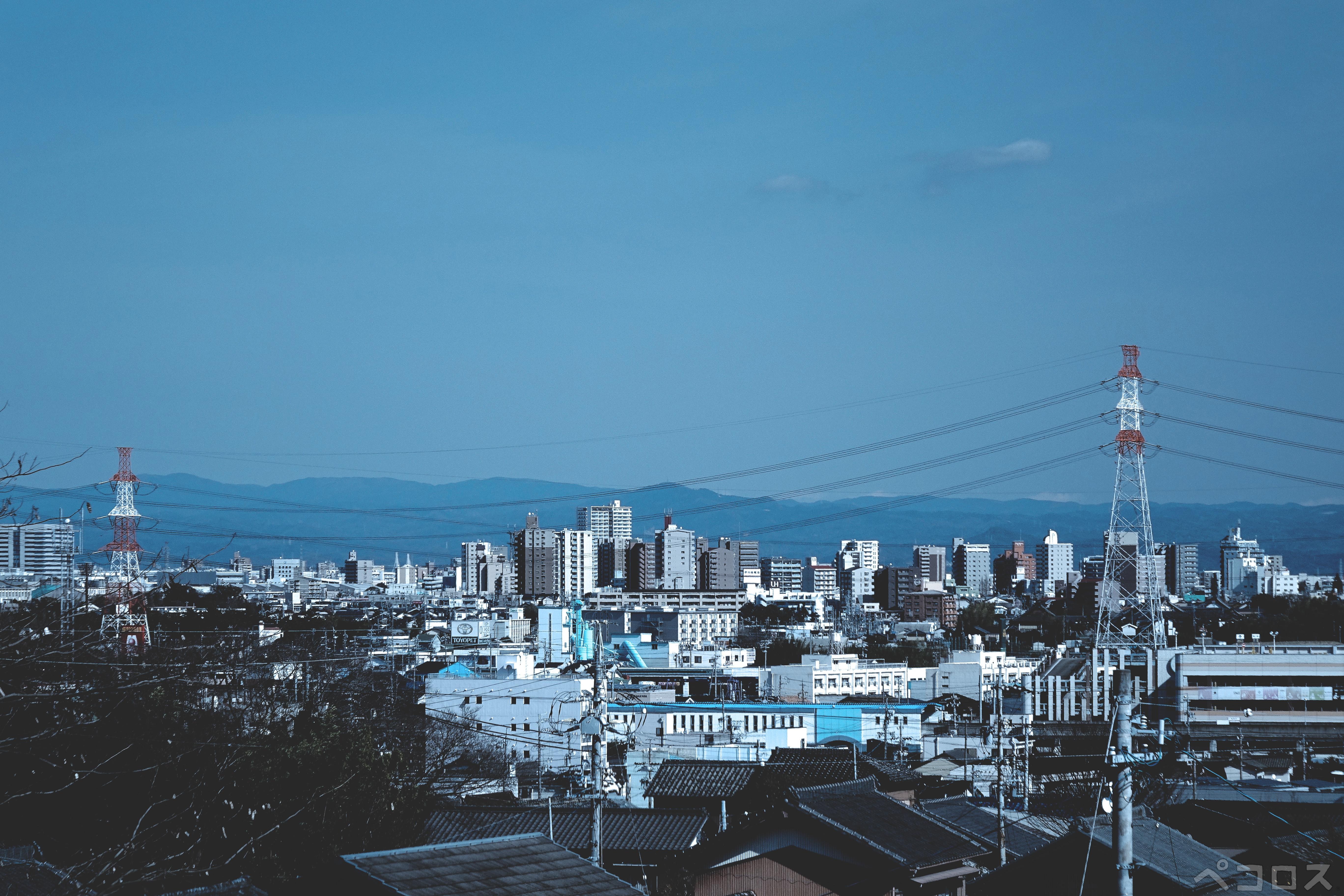 愛知県 東浦町の風景